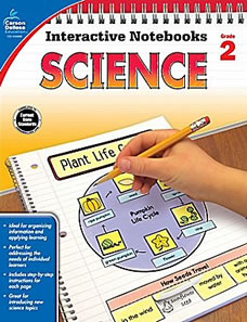 Interactive Notebook Science 2 by Natalie Rompella